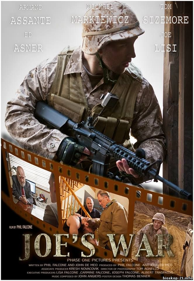 Watch Streaming Movie Joe's War (2017)