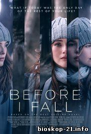 Watch Streaming Movie Before I Fall (2017)
