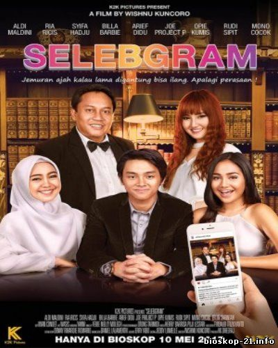Watch Streaming Movie Selebgram (2017)