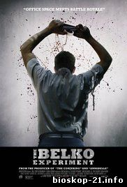 Watch Streaming Movie The Belko Experiment (2017)