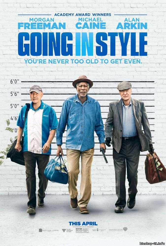 Watch Streaming Movie Going in Style (2017)