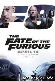 Watch Streaming Movie Fast & Furious 8 / The Fate of the Furious (2017)