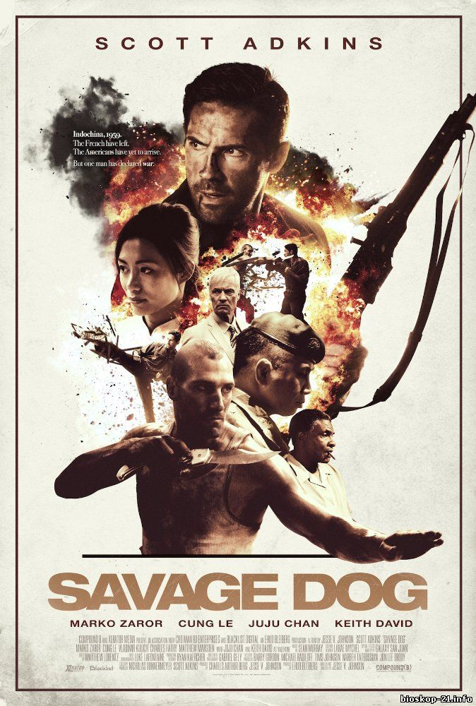 Watch Streaming Movie Savage Dog (2017)